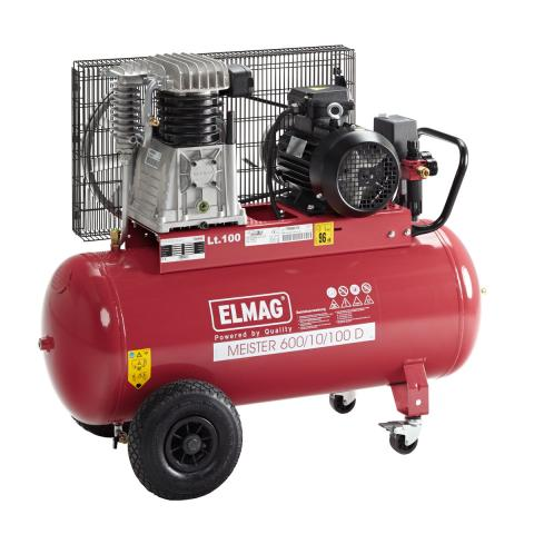 MEISTER series compressors