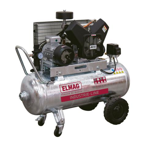 INDUSTRIE-LINE series oil-free compressors