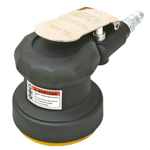 Compressed air one-handed mini polisher