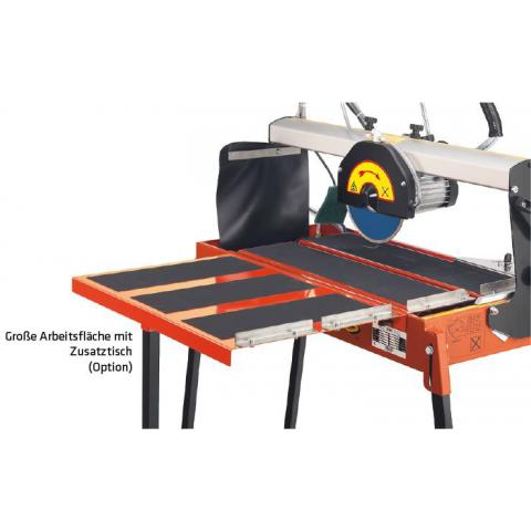 Accessories for tile cutters