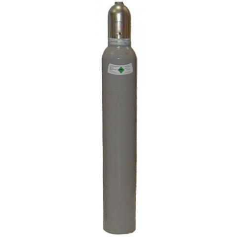 Inert gas cylinders and fittings